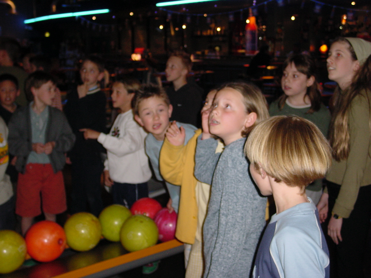 anniversaire bowling kinepolis
